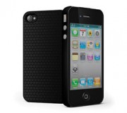 Cygnett Tactil for iPhone 4 Black
